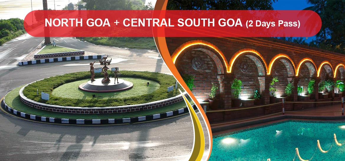 North Goa + South Central Goa